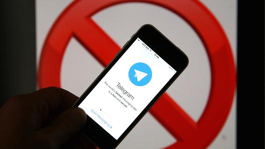 فیلترینگ-تلگرام